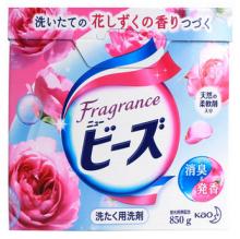 日本花王 洗衣粉 玫瑰果香 800g/盒