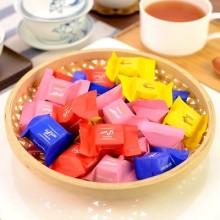 百诺 迷你夹心巧克力 纯可可脂(4种口味) 188g/包