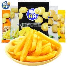 脆升升 香脆薯条(4种口味)460g/箱