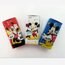 百诺 迪士尼麦丽素牛奶巧克力(3种小铁盒包装随机发)28g/罐